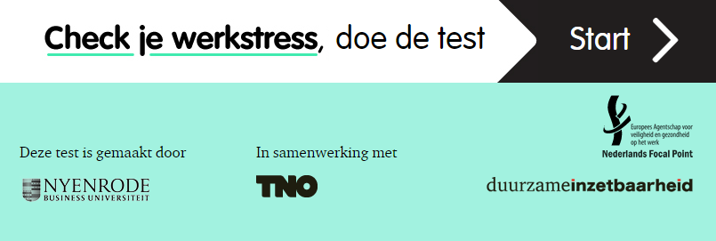 Check je Werkstress